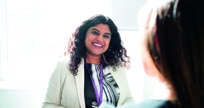 Dr Susana Banerjee - Consultant Medical Oncologist & Gynaecology Research Unit lead at The Royal Marsden