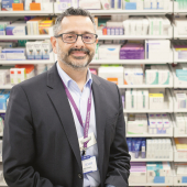 Royal Marsden Chief Pharmacist awarded MBE in Queen's Honours